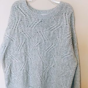 Old Navy Cable Knit Sweater XXL